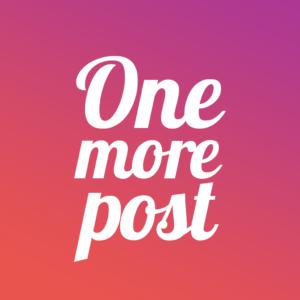 OneMorePost